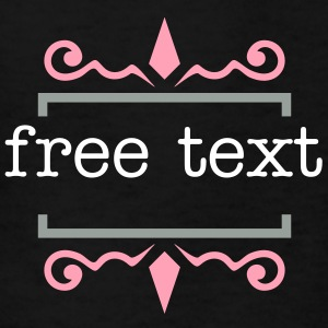 text frame (2c) Kids' Shirts - Kids' T-Shirt
