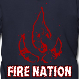 Fire Nation Zip Hoodies/Jackets - Men's Zip Hoodie
