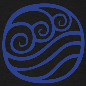Water Tribe Symbol - VECTOR T-Shirts - Men's T-Shirt