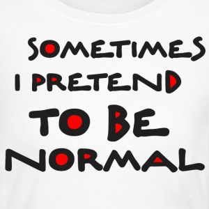 Normal_is_bored Long Sleeve Shirts - Women's Long Sleeve Jersey T-Shirt