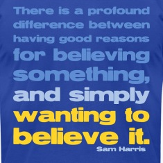 Sam Harris - Good Reasons For Believing