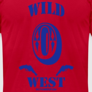 Russell Wild Westbrook T-Shirt - Men's T-Shirt by American Apparel