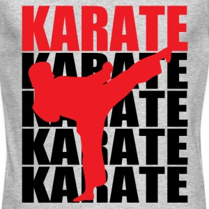 Karate - Men's Long Sleeve T-Shirt by Next Level