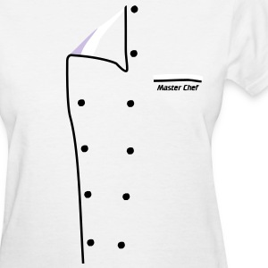 Chef jacket - Women's T-Shirt