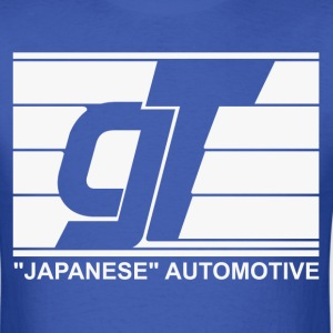 GT Japanese Auto (always sunny) T-Shirts - Men's T-Shirt