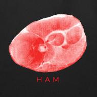Design ~ Ham Slab Eco-Friendly Cotton Tote