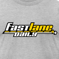 Design ~ Fast Lane Daily color logo T