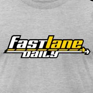 Design ~ Fast Lane Daily color logo T
