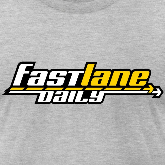 Fast Lane Daily color logo T