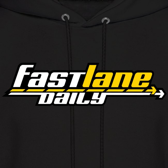 It's the Fast Lane Daily Hoodie!
