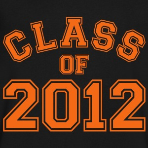 Class of 2012 T-Shirts - Men's V-Neck T-Shirt by Canvas