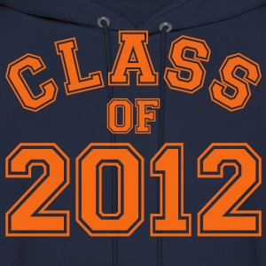 Class of 2012 Hoodies - Men's Hoodie