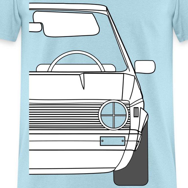 Automotive Classic: Dub MK1, Stanced