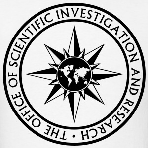 Office of Scientific Investigation and Research - VECTOR T-Shirts - Men's T-Shirt