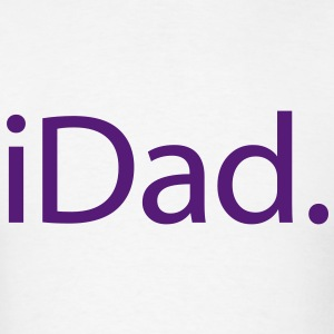 iDad - iSpoof - Men's T-Shirt