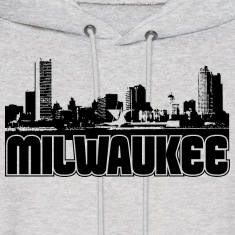 Milwaukee Skyline Hooded Sweatshirt