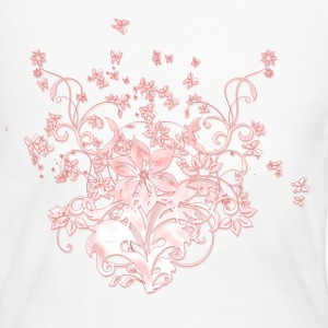 Butterfleur Long Sleeve Shirts - Women's Long Sleeve Jersey T-Shirt