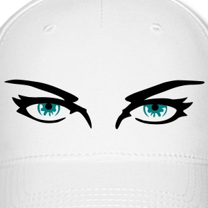 Eyes, Blue Eyes Caps - Baseball Cap