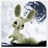 Design ~ Space Bunny White