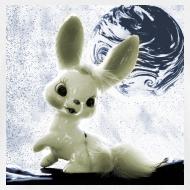 Design ~ Space Bunny White