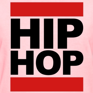 Hip Hop Block Women's T-Shirts - Women's T-Shirt