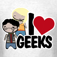 Design ~ big bang theory penny leonard i love geeks