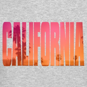 california Long Sleeve Shirts - Crewneck Sweatshirt
