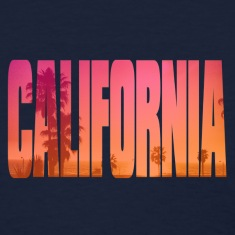 california Women's T-Shirts