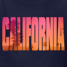 california Kids' Shirts