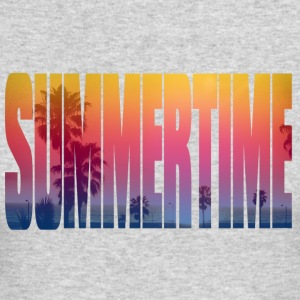 summertime Long Sleeve Shirts - Men's Long Sleeve T-Shirt by Next Level