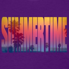 summertime Women's T-Shirts