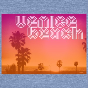 Venice beach T-Shirts - Unisex Tri-Blend T-Shirt by American Apparel
