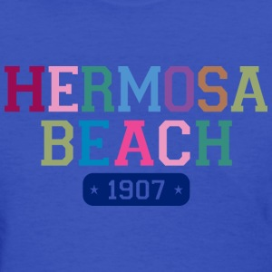 Hermosa Beach 1907 Standard Weight T-Shirt - Women's T-Shirt