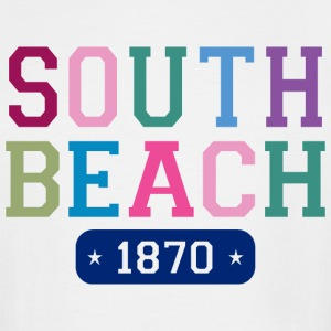 South Beach 1870 Tall T-Shirt - Men's Tall T-Shirt