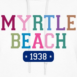 Myrtle Beach 1938 Hooded Sweatshirt - Women's Hoodie
