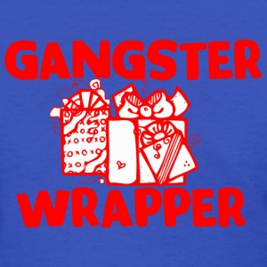 Gangster Wrapper - Women's T-Shirt