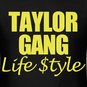 Taylor Gang Life Style - Men's T-Shirt