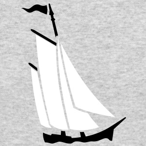 sailboat (2c) Long Sleeve Shirts - Men's Long Sleeve T-Shirt by Next Level
