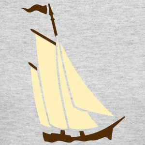 sailboat (2c) Long Sleeve Shirts - Women's Long Sleeve Jersey T-Shirt