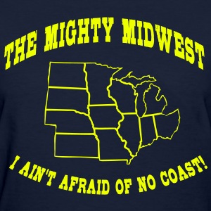 Mighty Midwest Women's T-Shirts - Women's T-Shirt