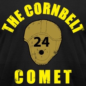 CORNBELT COMET - Men's T-Shirt by American Apparel