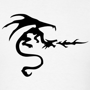 Dragon VECTOR T-Shirts - Men's T-Shirt
