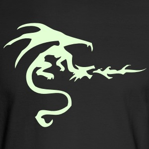 Dragon VECTOR Long Sleeve Shirts - Men's Long Sleeve T-Shirt