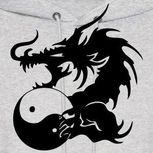 Dragon VECTOR Hoodies - Men's Hoodie