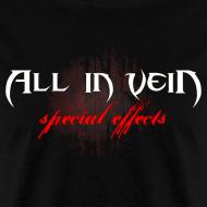 Design ~ All in Vein SFX T-Shirt