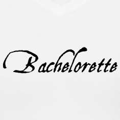 Bachelorette Text Graphic Design - Perfect for the Bride to Be!
