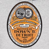 Design ~ DWD Beer Label