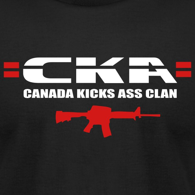 =CKA= Jersey Tee (text on back)