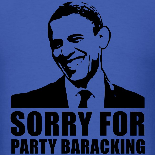 Sorry for Party Baracking 1