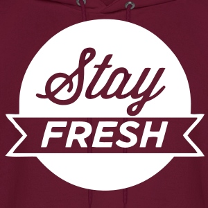 Stay Fresh Hoodies - stayflyclothing.com - Men's Hoodie
